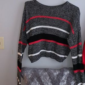 LA Hearts Sweater